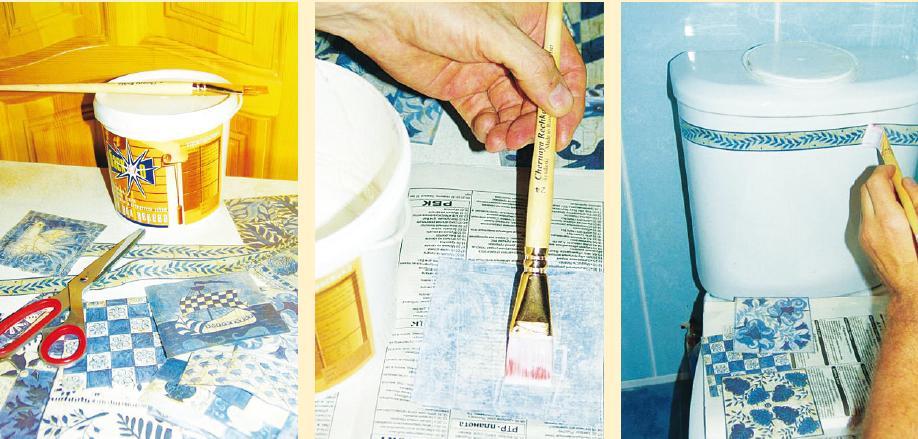 Как обновить кафельную плитку своими руками на кухне 78